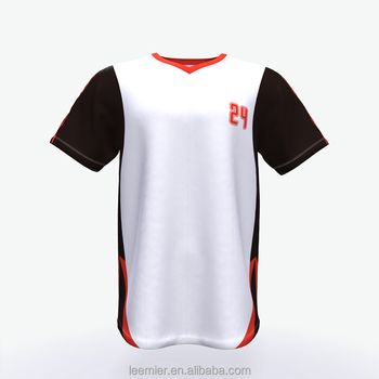 Custom made ademend baseball jersey