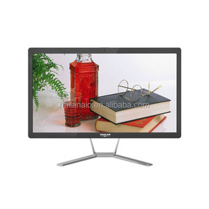 21.5 inch all in one touchscreen pc plastic hardware computer china supplier oem all in one touch screen pc i3/i5 cpu