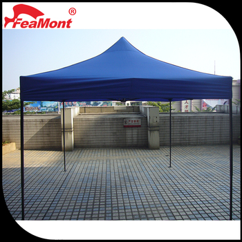 China Supplier 3mx3m Aluminum Popup Canopy Tent With Sides - Buy Custom  Logo Printed Canopy Tent,Easy Up Tent,3mx3m Aluminum Popup Canopy Tent With