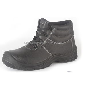 Metal free Mining Safety Shoes Heavy Duty Work, Industry Safety Shoes low price , Steel Toe Work Boots made in China RS1002