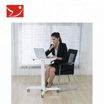 Portable For Bed Reading Rotating Sliding Laptop Table