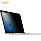 ITOP ATM LCD screen privacy filter secret film anti-spy screen protector for laptop