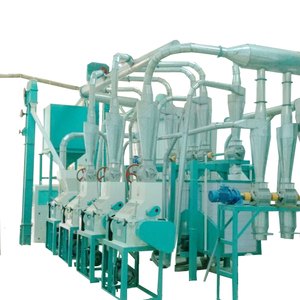 Chickpea flour milling machine, garbanzo flour mill