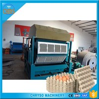 High profit low cost 2800~3500pcs/hr Used Paper Egg Tray Machine