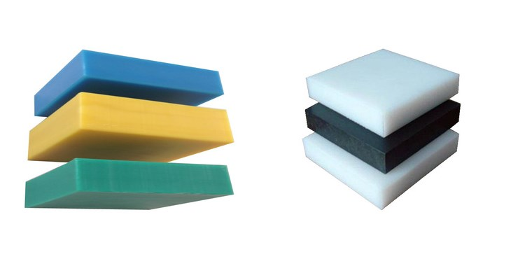 Flexible & shape-memory polymer UHMWPE plastic sheets