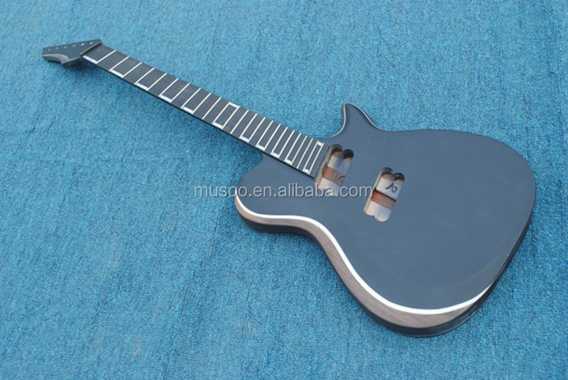 new brand fanned fret electric guitar without parts buy electric guitar kits finished electric. Black Bedroom Furniture Sets. Home Design Ideas