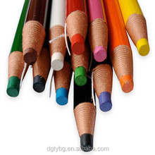 OEM customized colorful dermatograph pencils for metal surface, Peel-Off China Markers,Glass, Cellophane, Vinyl,Metal