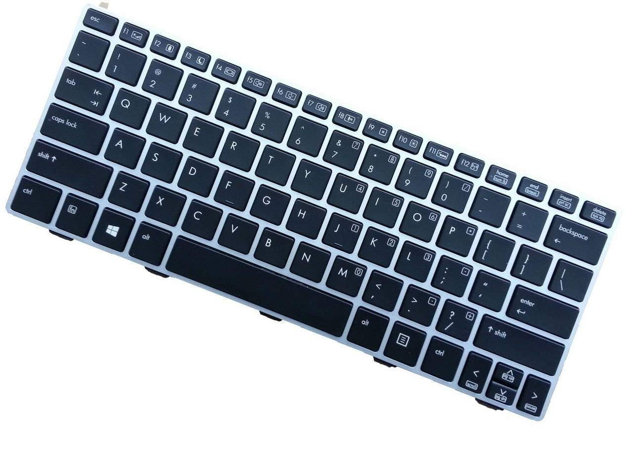 Original New black US backlit keyboard fit HP 736654-001 731179-001 736654001