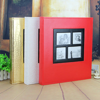 A4 photo album /baby photo album Synthetic leather cover 40 sheets inside pages