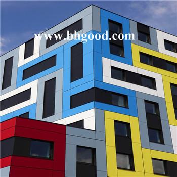 Compact Laminate Hpl Facade Decorative Panel Sheet Buy Formica Decorative Hpl Facades