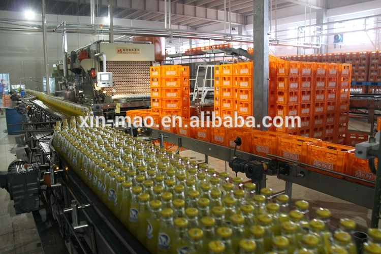 automatische fruit pulp sap making machine