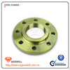 high quality forged carbon steel galvanized floor flange