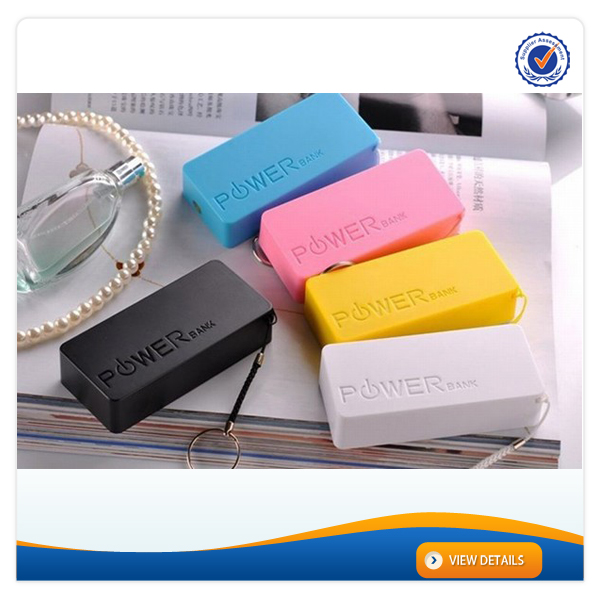 AWC355 Ultra-hot Selling and Best Promotional Gift Big Perfume Best Power Bank Brand with Keychain Portable Power Bank 3000mAh
