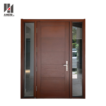 House Modern Solid Wood Main Door Kerala Front Door Designs Buy