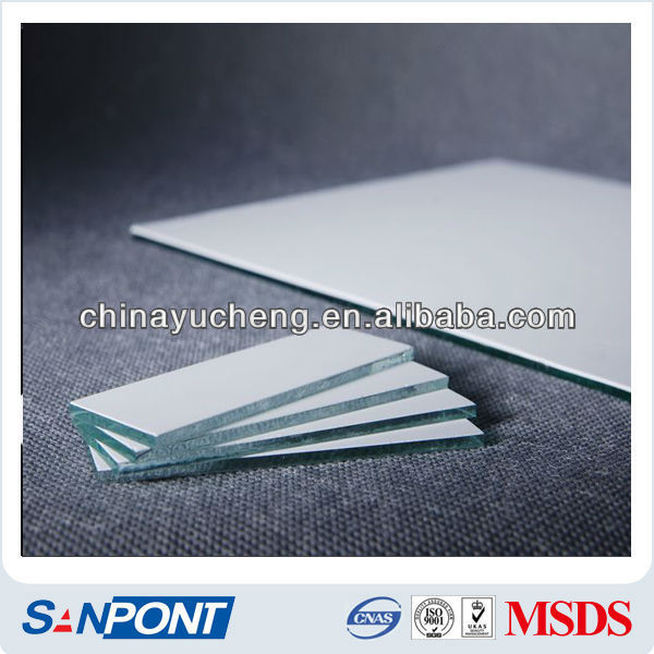SANPONT Coating Thinkness Competitive Price Pillar Silica Gel Analysis Plate