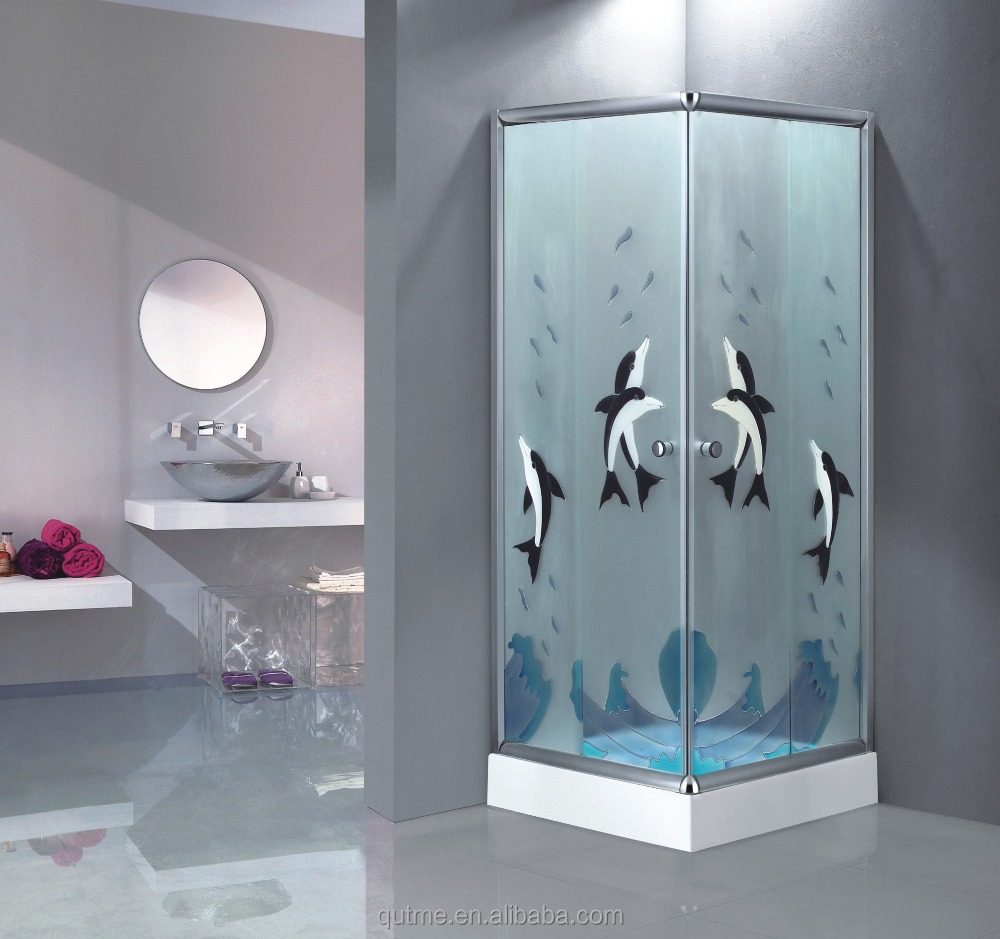 Shower Enclosure Glass With Pattern, Shower Enclosure Glass With ...