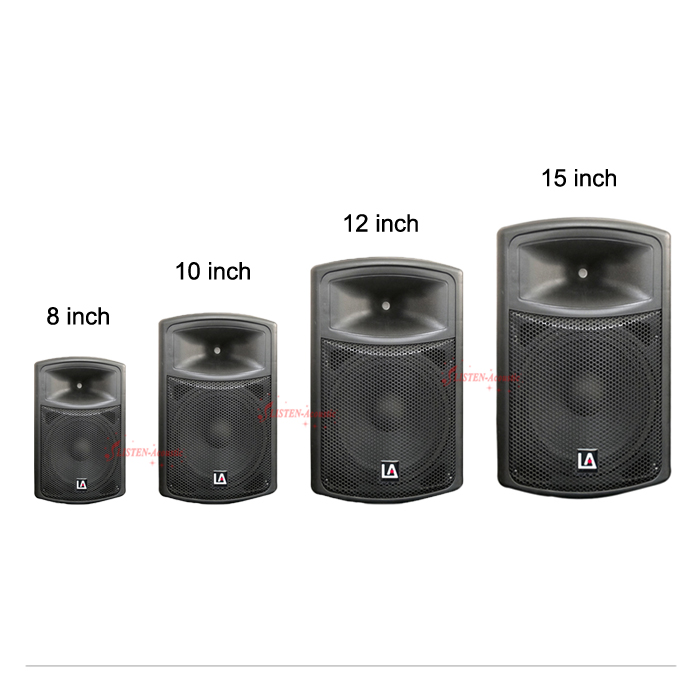 10 Inch Professional Full Range Active Speaker Box Pa-10a