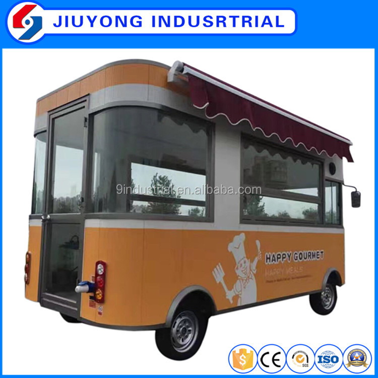 High Quality Cheaper Price Professional Food Cart Philippines