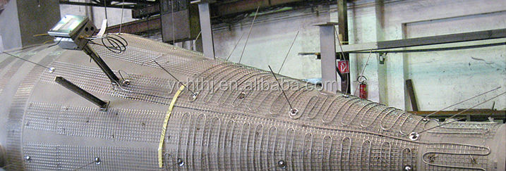 Industrial Heating Cord : Stainless steel sheathed mineral insulated heating cable