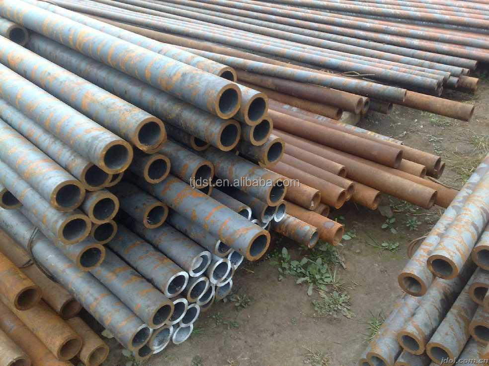 mechanical properties of st37 steel pipe /Green house/Smoke pipe