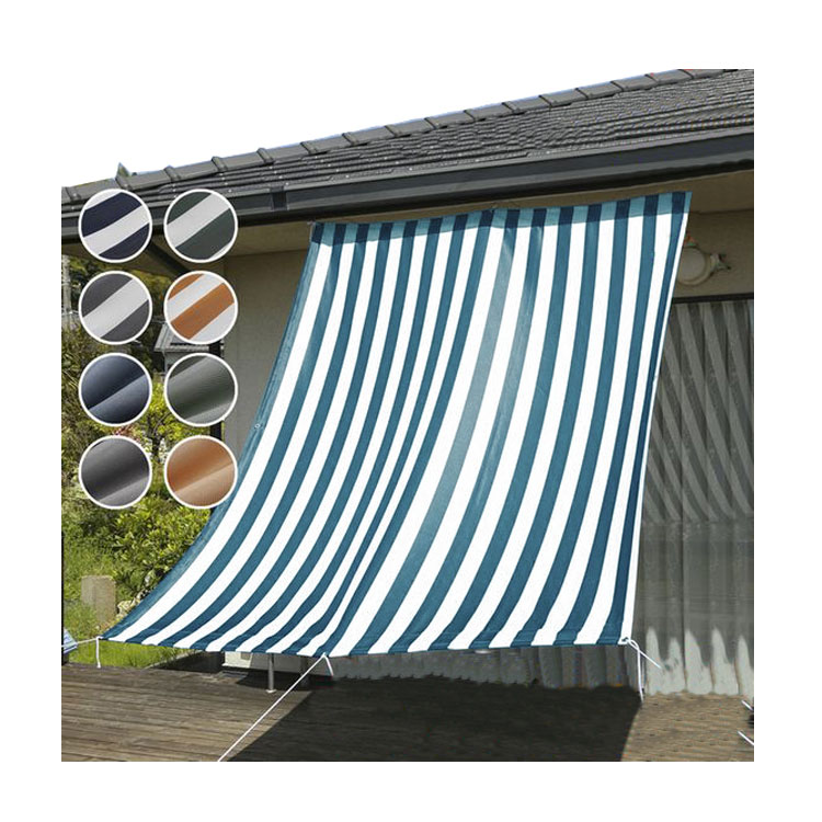 New design 180g Hdpe plastic Garden sun shade net window shade