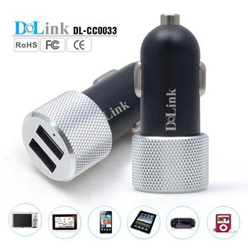 Micro Usb 2.1a Car Charger 12v Dc To 5v Adapter Cigarette Lighter ...