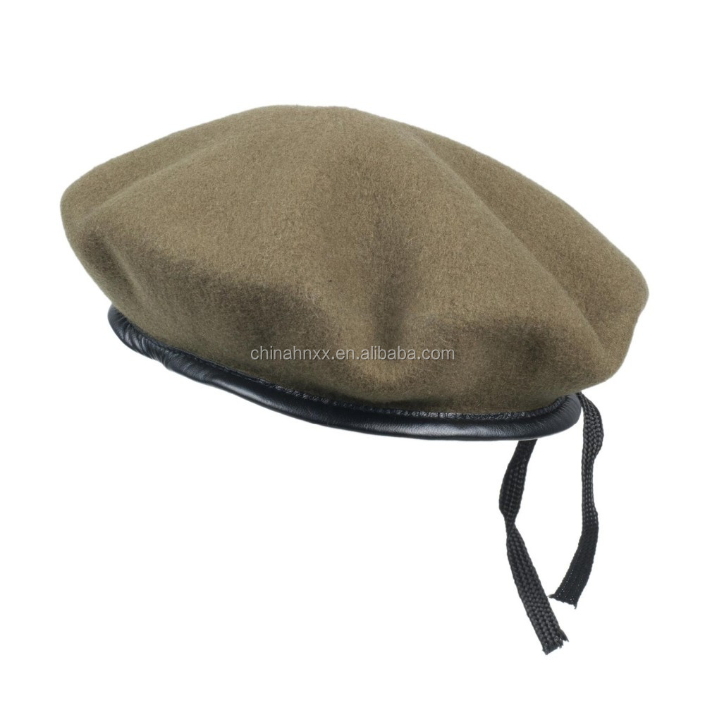 e7aa1eb24c7a9 Military Beret Hats French Beret Hat Beret Hats For Men - Buy ...
