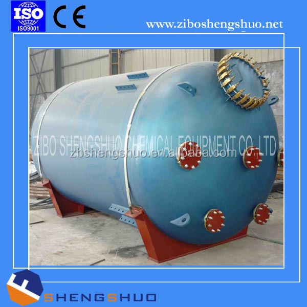 Glass Lined Storage Tank Undergroud And Above Ground Fuel Storage Tank