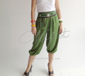 d8ddd10f125 Hot Summer Beach pants for women Rayon short pants traditional trouser for  Ladies