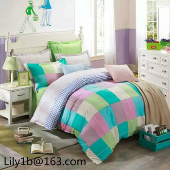 Luxurious Green Spilled Color Blanket Bedding Set, 100% Handicraft In  Vietnam, Blanket And