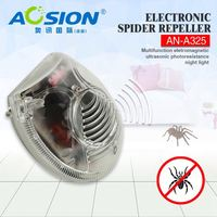 Aosion sample welcomed 200sqm range effective sonic pest control devices for spiders,fleas,bugs,roaches