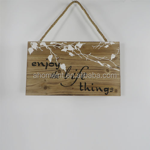New Design Home Decor Handmade Craft Wood Wall <strong>Art</strong> Factory Price