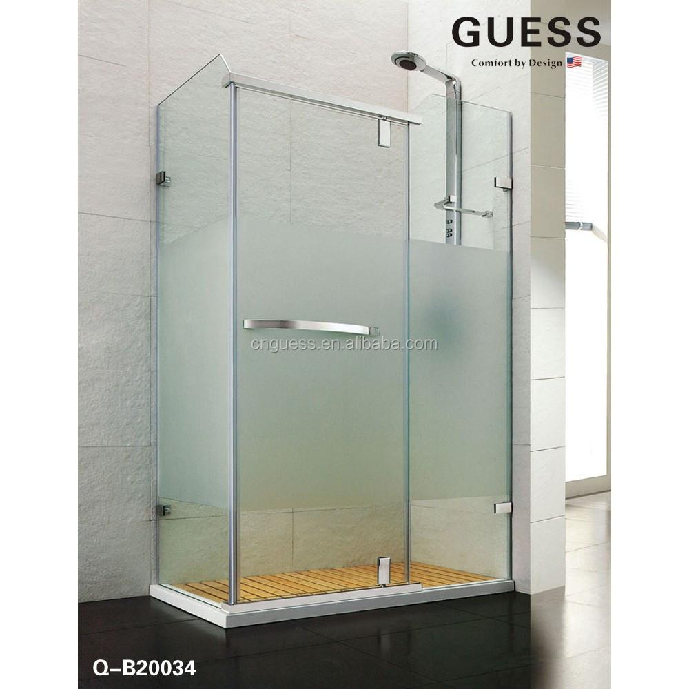 Shower room,bathroom glass door,bathroom screen Q-B20034