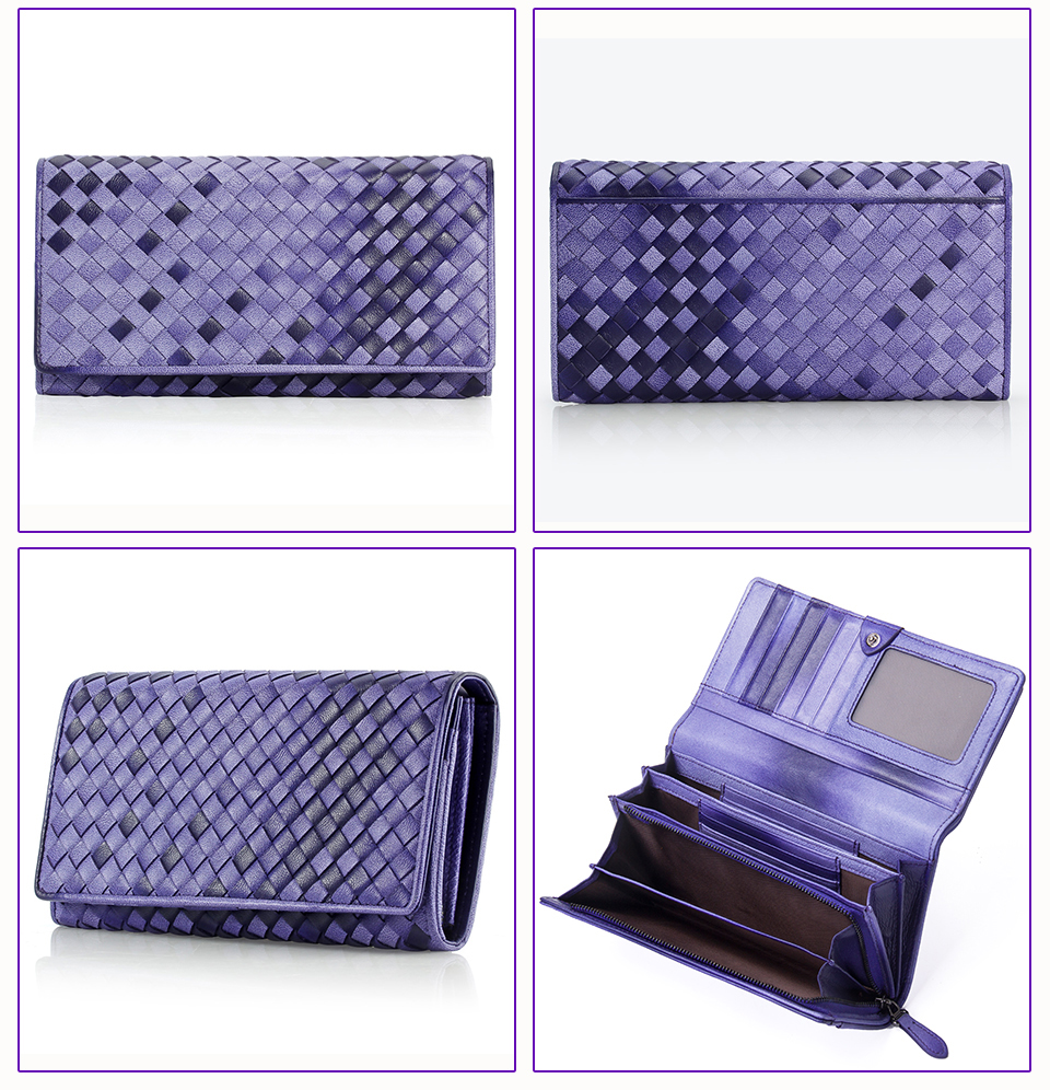 High Quality new fashion women wallet