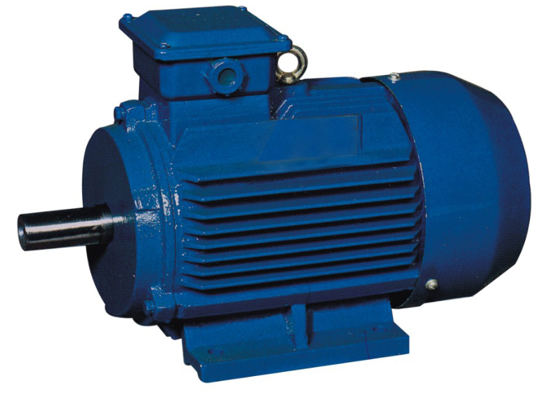Serviceable Y2-225M-2 Siemens 3 Phase Motor
