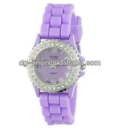 Variety Cheap silicone watches wholesale for gifts