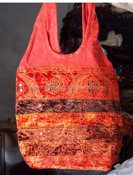 Beautiful Indian Sling Bags /jhola Bags /designer Girls Colllege ...