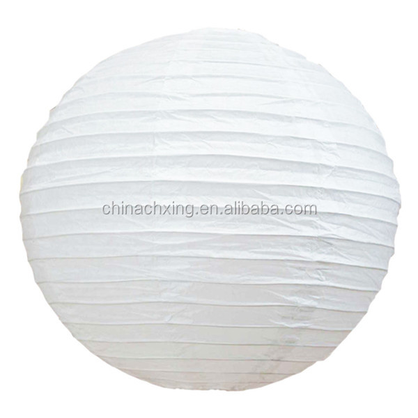 14 White Round Chinese Paper Lantern Light Lamp Shades Lampshade For