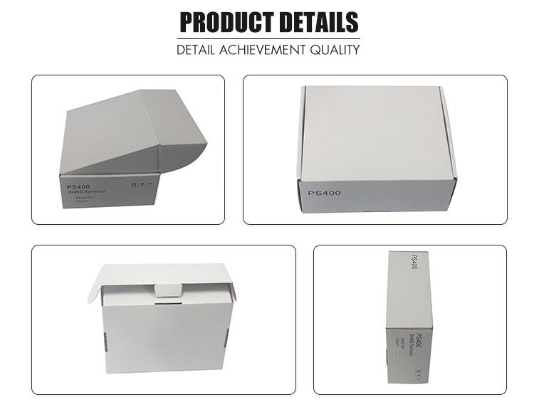 Custom High Quality Paper Box