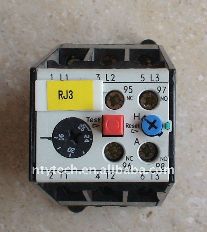 Hot Sale Professional Thermal Overload Relay