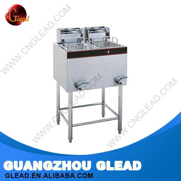 Commercial Hotel Kitchen Equipment table top pressure fryer