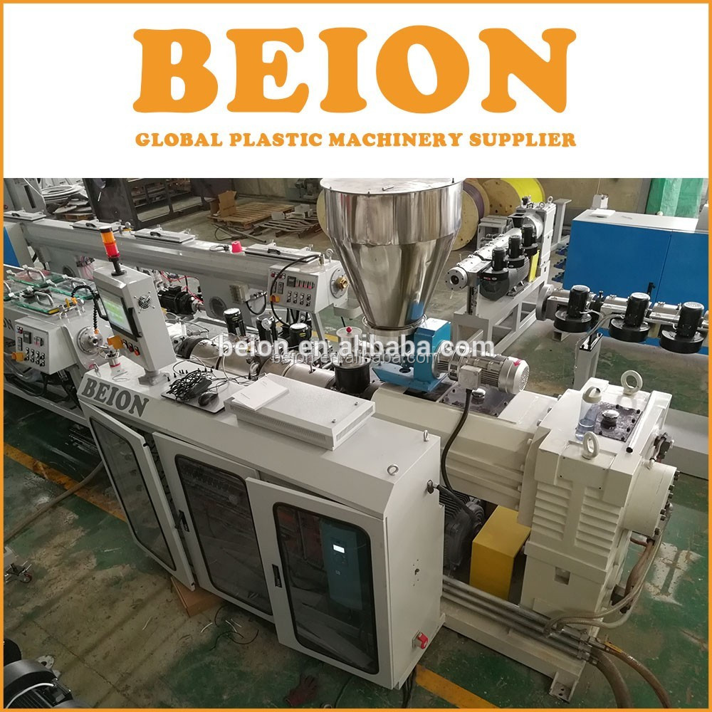 BEION plastic processed machine for making pvc/cpvc/upvc pipe