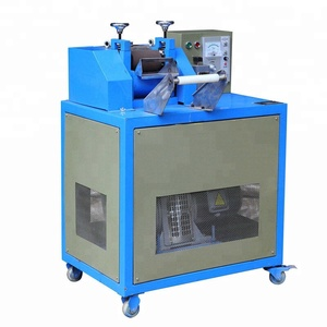 PP PE films bags scraps flakes two stage plastic recycling granulator