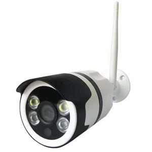V380 P2P HD Waterproof double light IR LED light and white light 960P 2MP Wifi IP Camera with MicroSD Card Slot