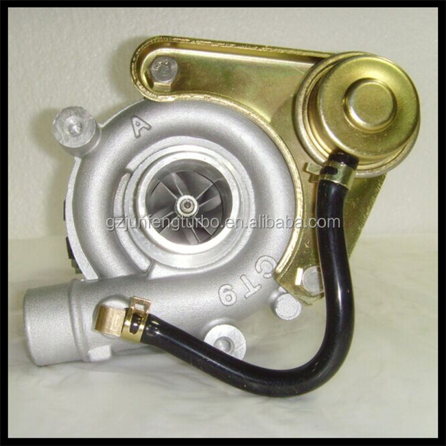 Auto diesel engine parts CT9 Turbocharger 17201-54090 17201-64090 turbo for 2L-T Engine