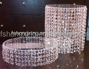 CSca 2 Crystal Wedding Cake Stand Centerpieces,stand For Wedding Cake