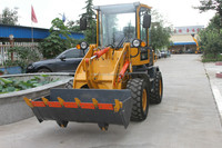 ZLY916 Chinese mini 1200kg agricultural machinery , small construction equipment , mini cheap garden tractor with front loader