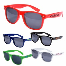 Hot sale cheap Promotional Sunglasses 2017 with custom logo design