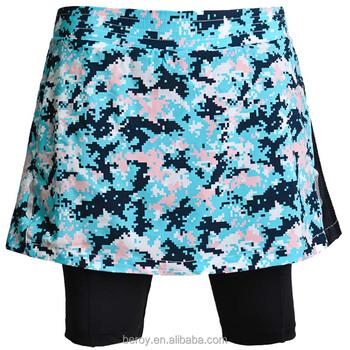 Sexy camo skirts
