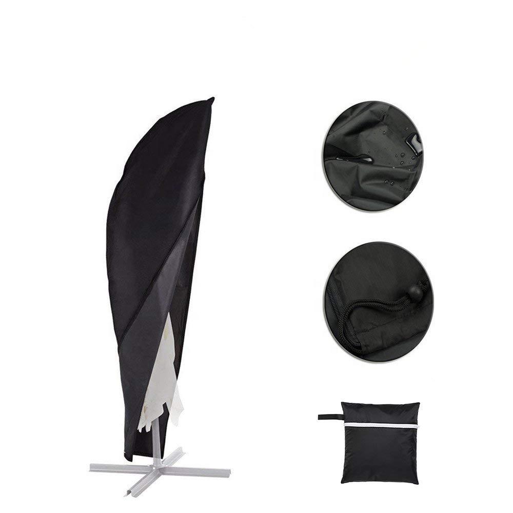 2019 New Design Outdoor Garden Beach Umbrella Waterproof Parasol Cover